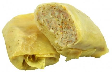 gołąbki z mięsem